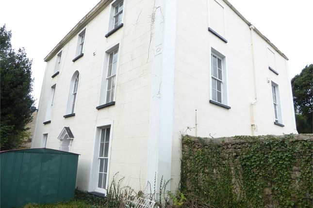 Thumbnail Detached house for sale in Mount Pleasant, Chepstow, Monmouthshire