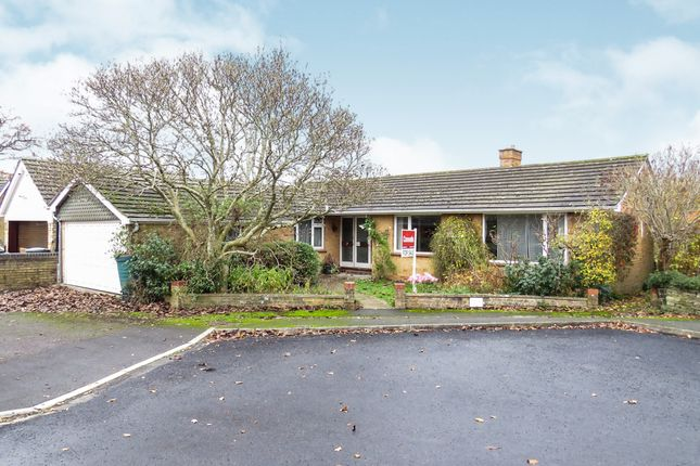 Thumbnail Bungalow for sale in Greenways, Southampton