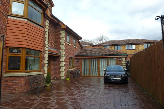 Thumbnail Detached house for sale in 'ivy House', Farm Street, Hopwood, Heywood
