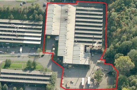 Industrial for sale in Springvale Industrial Estate, Cwmbran
