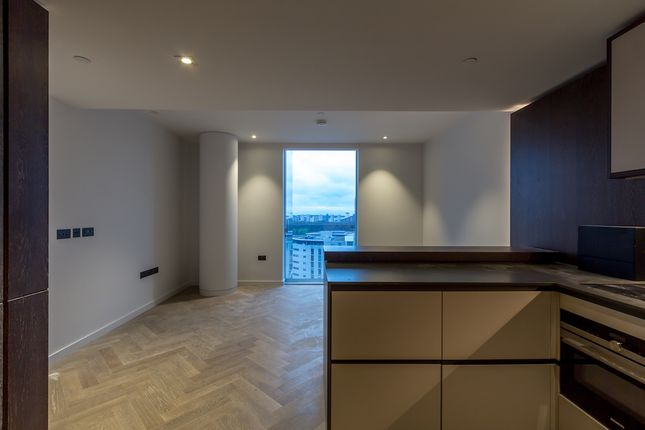 Thumbnail Flat to rent in Fladgate Building, Battersea Power Station, Battersea, London