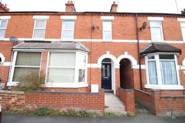 2 bed terraced house to rent in Spencer Road, Rushden, Northants NN10
