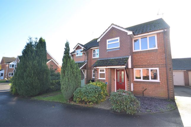 Thumbnail Semi-detached house for sale in Thomas Hardy Close, Sturminster Newton