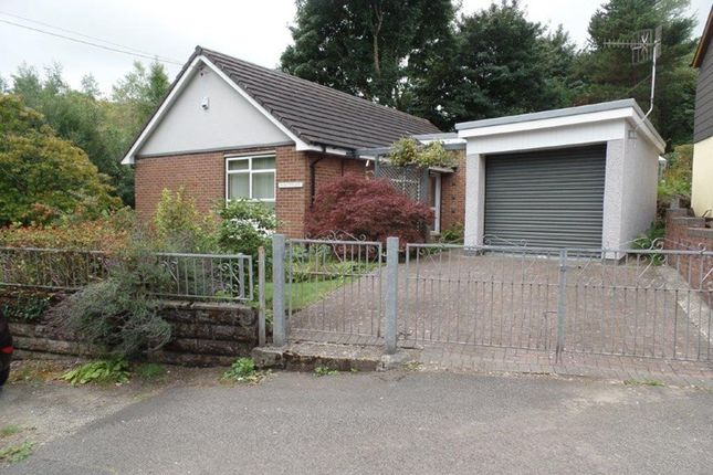 Thumbnail Detached bungalow for sale in Swansea Road, Merthyr Tydfil