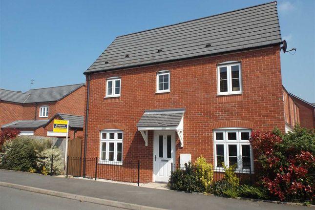 Thumbnail Semi-detached house to rent in Speakman Way, Prescot