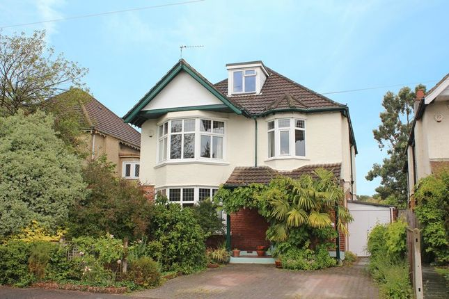 Thumbnail Detached house for sale in Thornbury Avenue, Shirley, Southampton