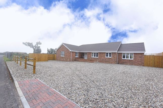Thumbnail Detached bungalow for sale in Rooksfield, Bishops Green, Newbury