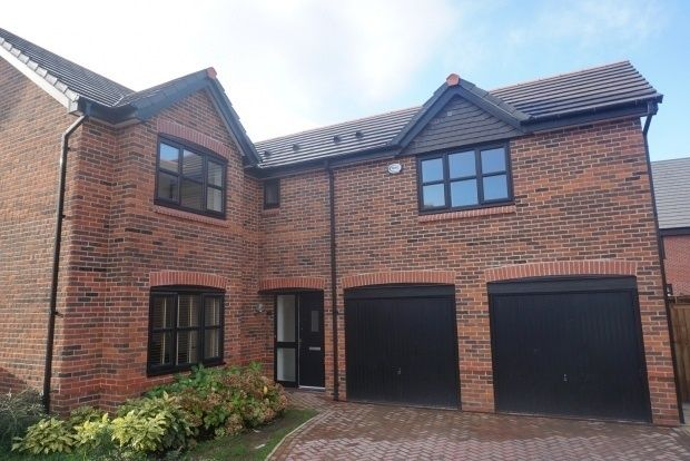 Thumbnail Detached house for sale in Blackthorn, Stockport, Cheshire