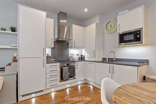 Thumbnail Flat for sale in Woodland Court, St. Albans, Hertfordshire