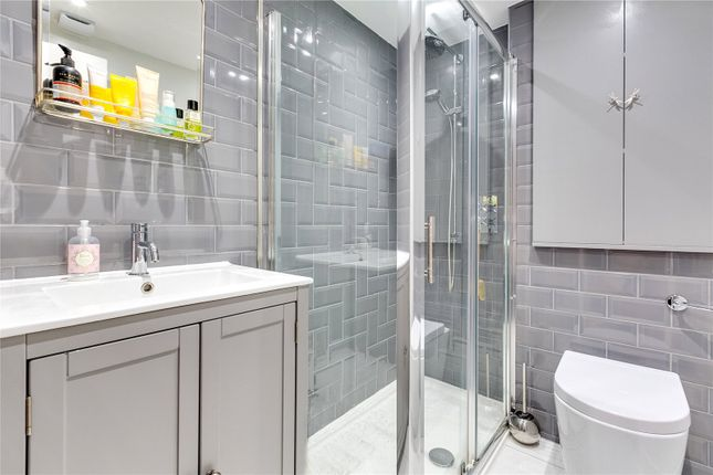 Shower Room of Barkston Gardens, London SW5
