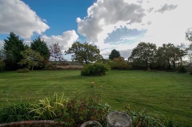 Garden of Standard Hill, Ninfield, Battle, East Sussex TN33