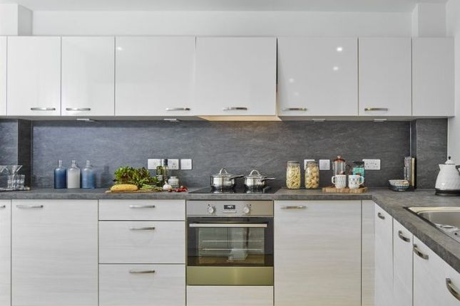 Thumbnail Flat for sale in Plot 49 & 54, Trinity Square, High Road, Finchley, London