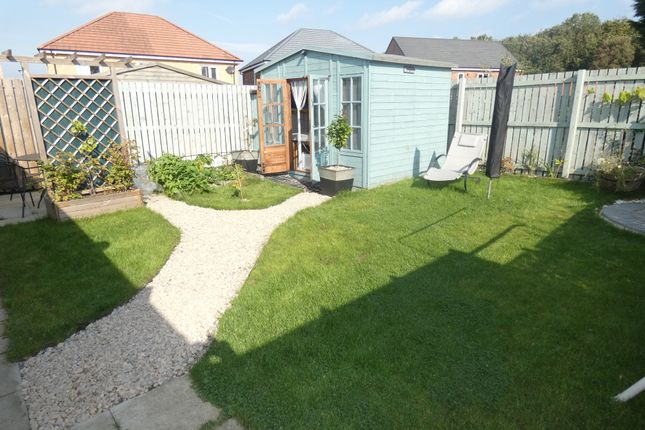 Thumbnail Semi-detached bungalow for sale in Jefferson Grove, Seaton Delaval, Tyne & Wear