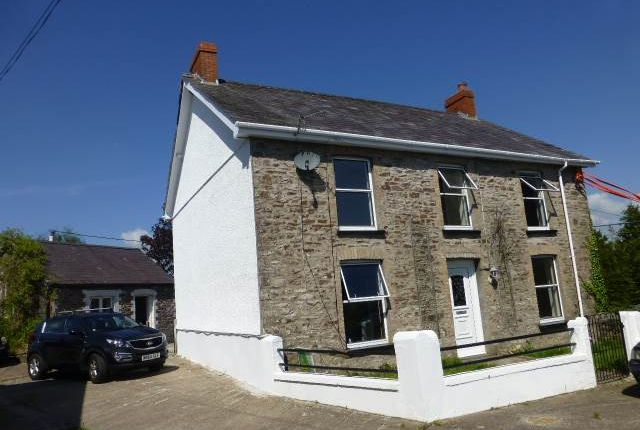 Thumbnail Detached house to rent in Pantyrathro, Near Llangain, Llansteffan