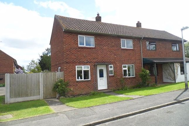 Thumbnail Detached house to rent in Atcherley Close, Austerson, Nantwich