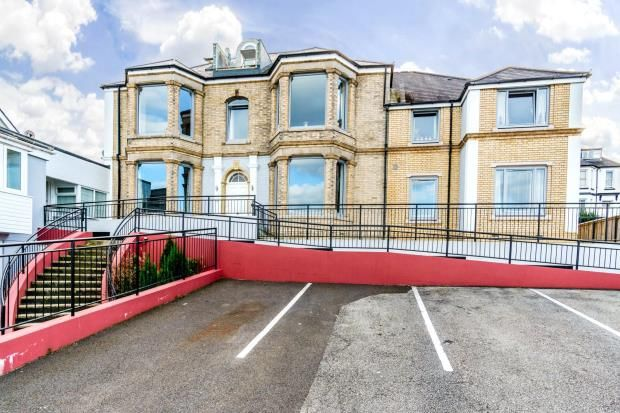 Thumbnail Flat for sale in Boisdale House, 78 North Road, Saltash, Cornwall