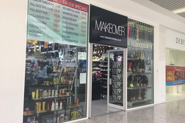 Thumbnail Retail premises for sale in Treaty Centre, High Street, Hounslow