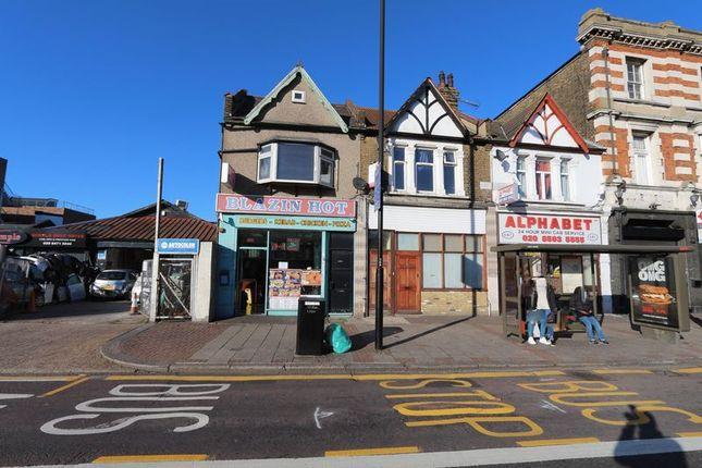 Thumbnail Maisonette to rent in Barking Road, London