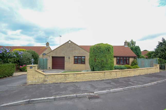 Thumbnail Detached bungalow for sale in Rickhay Rise, West Chinnock, Crewkerne