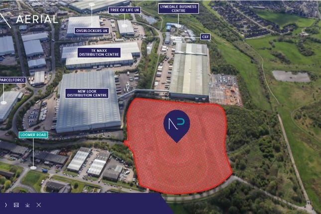 Thumbnail Industrial to let in Novus Point, Pit Head Close, Lymedale Business Park, Newcastle Under Lyme