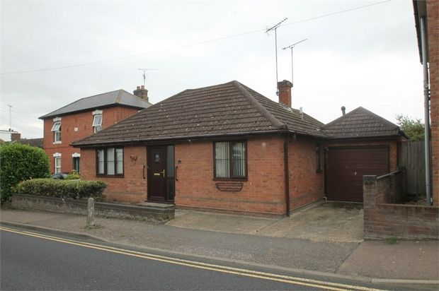 Thumbnail Detached bungalow for sale in Bergholt Rd, Colchester, Essex
