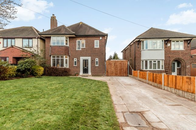 Thumbnail Detached house for sale in New Road, Walsall, West Midlands