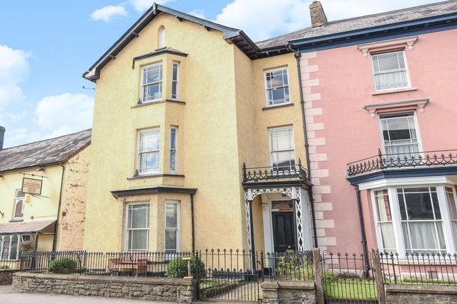 Thumbnail Semi-detached house for sale in High Street, Llandovery, Powys 0Pu, Powys 0Pu