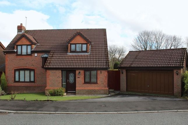 Thumbnail Detached house for sale in Stanney Close, Milnrow, Rochdale