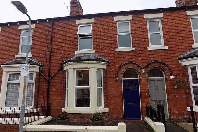Thumbnail Terraced house to rent in River Street, Carlisle