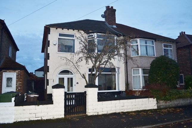 Thumbnail Semi-detached house to rent in Winchester Avenue, Waterloo, Liverpool