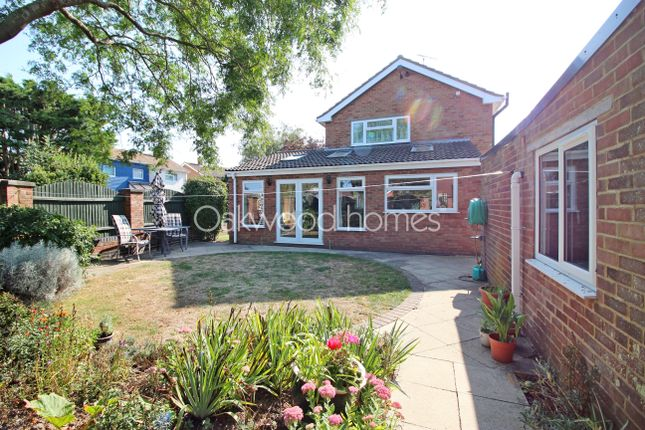 Thumbnail Detached house for sale in Sandalwood Drive, St. Nicholas At Wade, Birchington
