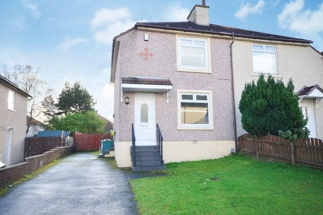 Thumbnail Semi-detached house for sale in Clyde Street, Coatbridge