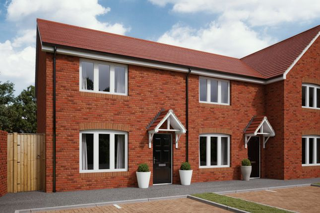 Thumbnail Terraced house for sale in Hawser Road, Tewkesbury
