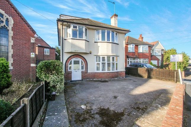 Thumbnail Detached house to rent in Jameson Road, Winton, Bournemouth
