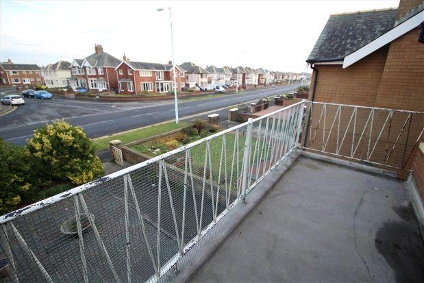 Balcony of Clifton Drive, Blackpool FY4