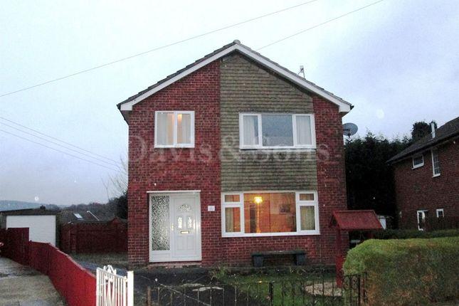 Thumbnail Detached house for sale in Caer Bryn, Newbridge, Newport.