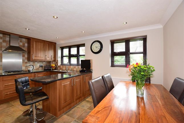 Thumbnail Detached house for sale in The Mead, New Ash Green, Longfield, Kent