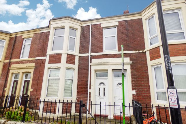 Thumbnail Maisonette for sale in Sutton Street, Newcastle Upon Tyne