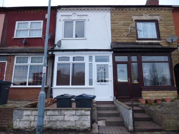 Thumbnail Terraced house for sale in Reddings Lane, Tyseley, Birmingham, West Midlands