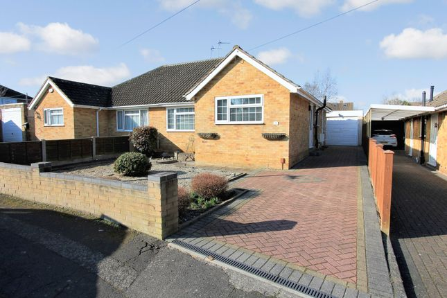 Thumbnail Semi-detached house to rent in Freeman Way, Maidstone