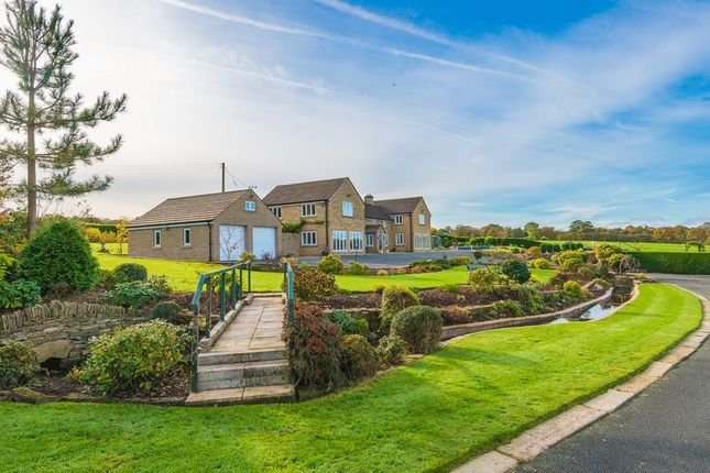 4 bed detached house for sale in Hillock Lane, Dalton, Wigan