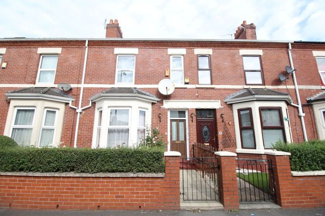 Thumbnail Terraced house for sale in Ayres Road, Old Trafford, Manchester