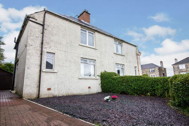 Thumbnail Semi-detached house for sale in Greenmount Road, Glasgow