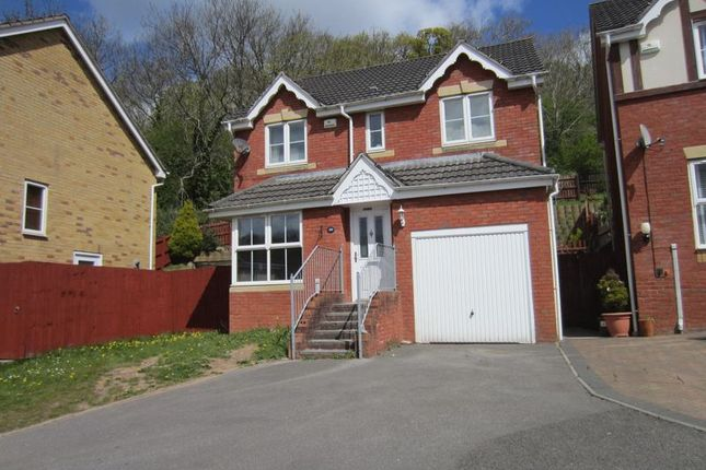Thumbnail Detached house for sale in Heritage Drive, Cardiff