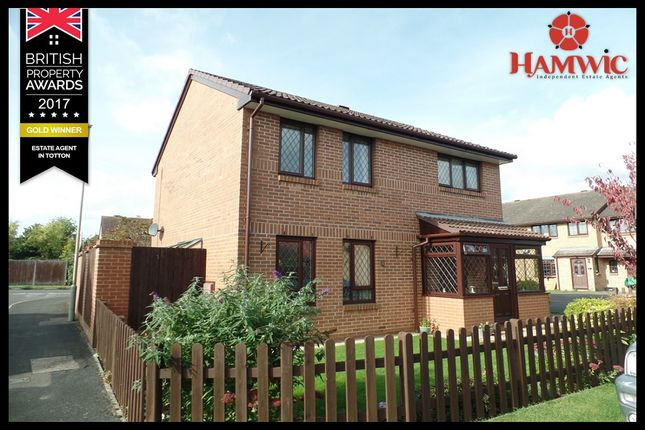 Thumbnail Detached house for sale in Clydesdale Way, Totton, Southampton
