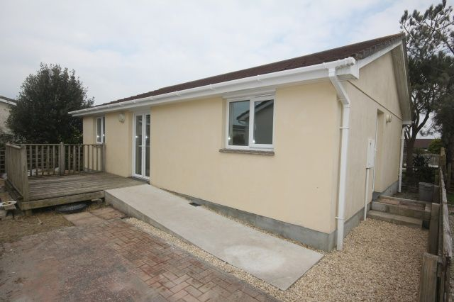 Thumbnail Bungalow for sale in Lily Way, St. Merryn, Padstow