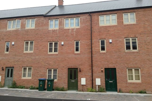 Thumbnail Terraced house to rent in Kilby Mews, Coventry