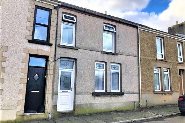Thumbnail Terraced house for sale in Pen Y Garn Terrace, Maesteg, Bridgend.