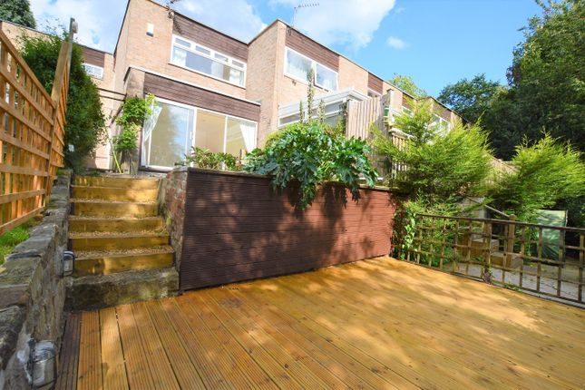 Thumbnail Town house to rent in Gledhow Wood Close, Leeds