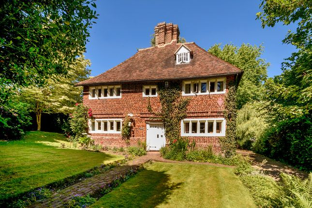 Thumbnail Detached house for sale in Bockhanger Lane, Ashford, Kent